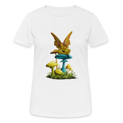Land Of Nasadishtra V1 - Frauen T-Shirt atmungsaktiv