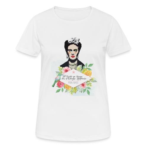 Ti meriti un amore - Maglietta da donna traspirante