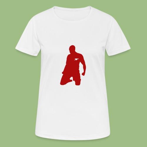 Thierry Henry skal - Andningsaktiv T-shirt dam