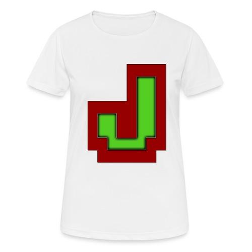Stilrent_J - Dame T-shirt svedtransporterende