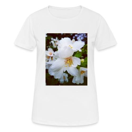 FLEUR - T-shirt respirant Femme