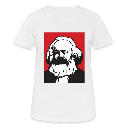 Karl Marx - Maglietta da donna traspirante
