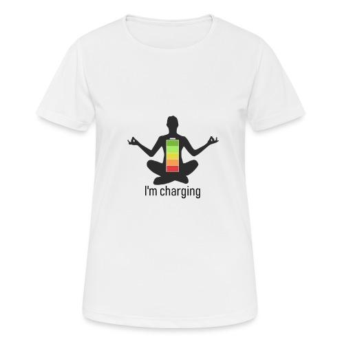 yoga - Women's Breathable T-Shirt