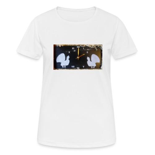 Metsot - naisten tekninen t-paita