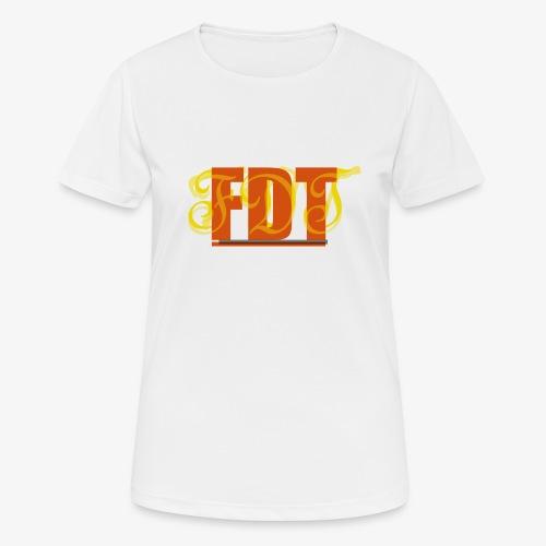 FDT - Women's Breathable T-Shirt