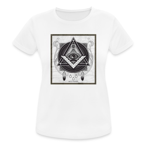 Illuminati - T-shirt respirant Femme