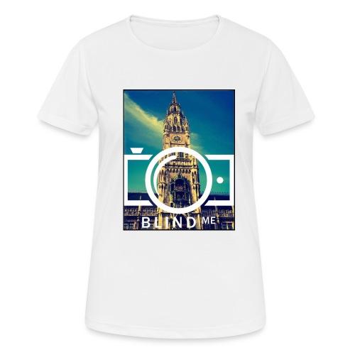 Offical BlindMe - Women's Breathable T-Shirt