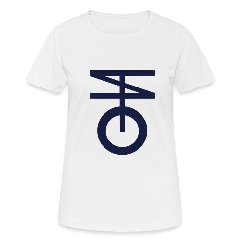 TEZMA - Maglietta da donna traspirante