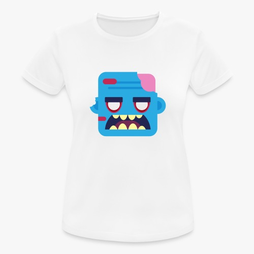 Mini Monsters - Zombob - Dame T-shirt svedtransporterende