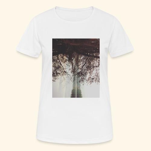 Natura - Koszulka damska oddychająca