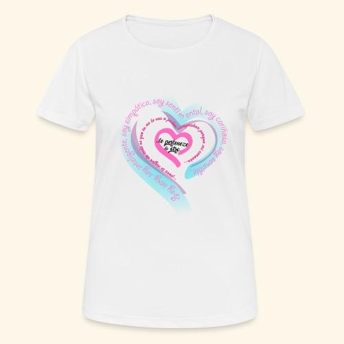 Corazón Ajeno - Camiseta mujer transpirable