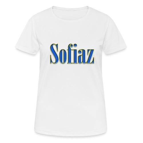 Sofiaz - Andningsaktiv T-shirt dam