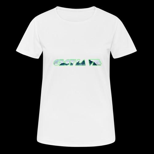 C'est la vie - Dame T-shirt svedtransporterende