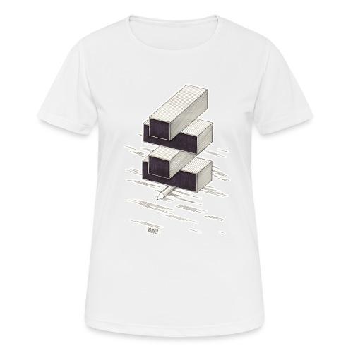 BALANCE - Women's Breathable T-Shirt