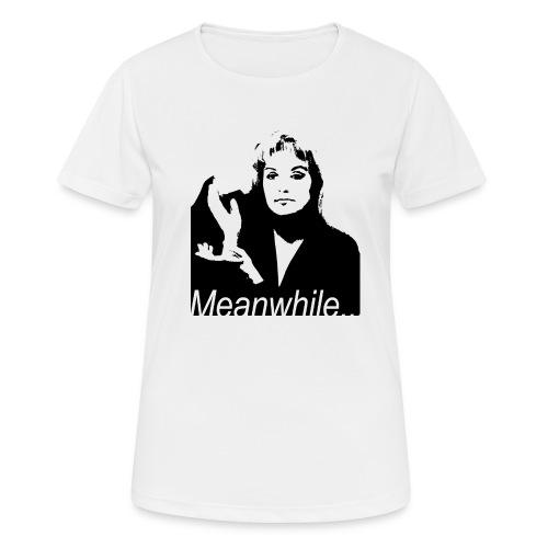 Laura Palmer meanwhile... - Maglietta da donna traspirante