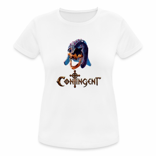 Contignent Logo - Women's Breathable T-Shirt