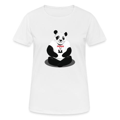 panda hd - T-shirt respirant Femme