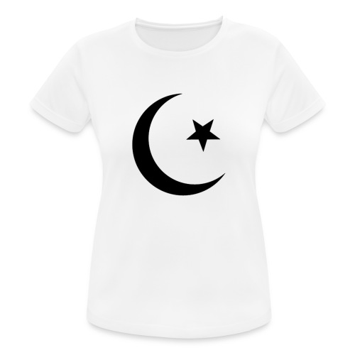islam-logo - Women's Breathable T-Shirt