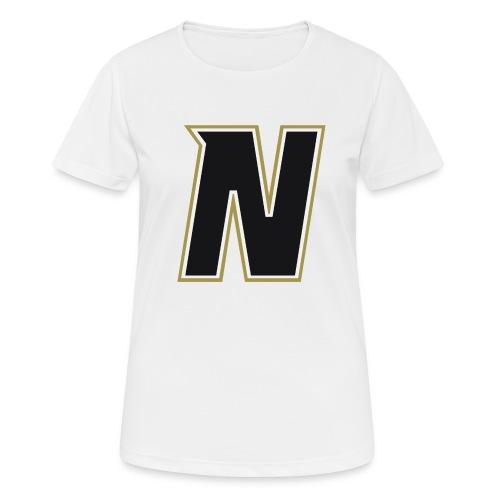 Nordic Steel Black N - Women's Breathable T-Shirt