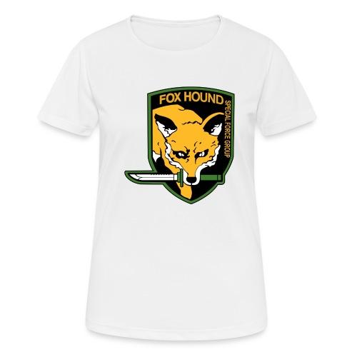 Fox Hound Special Forces - naisten tekninen t-paita