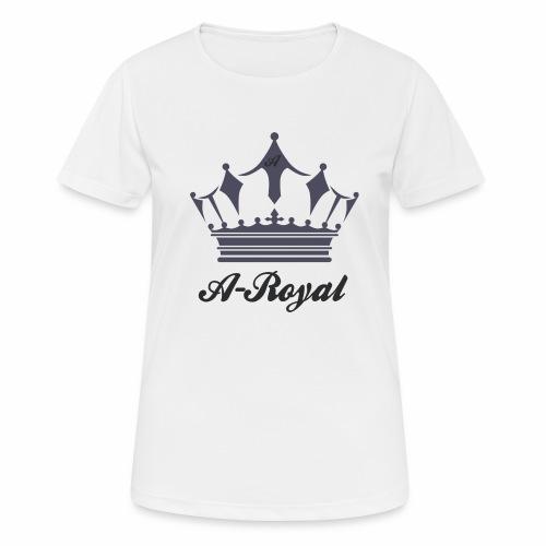 A-Royal - Maglietta da donna traspirante