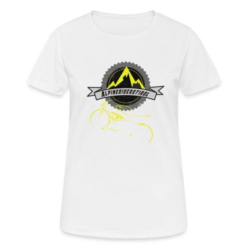 IMG_0097 - Frauen T-Shirt atmungsaktiv