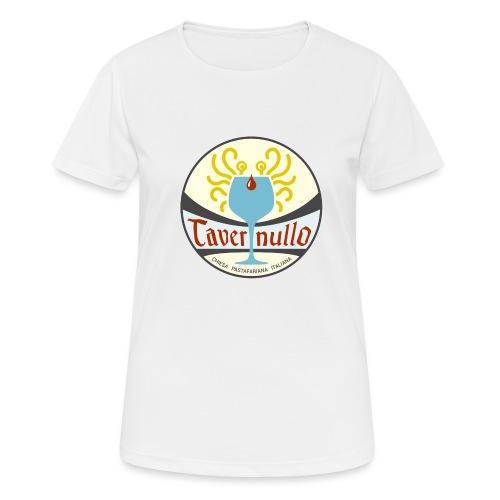 tavernullo - Maglietta da donna traspirante