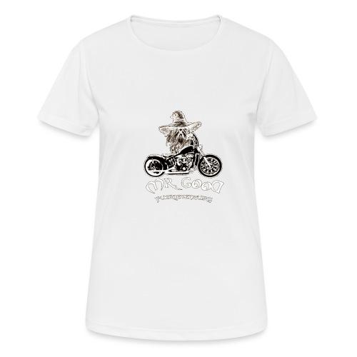 BIKE - Maglietta da donna traspirante