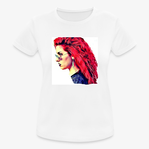 MINERVA - Camiseta mujer transpirable