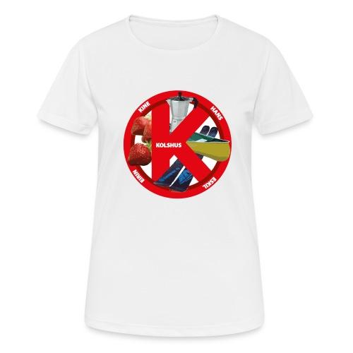 logoforeskil - Women's Breathable T-Shirt