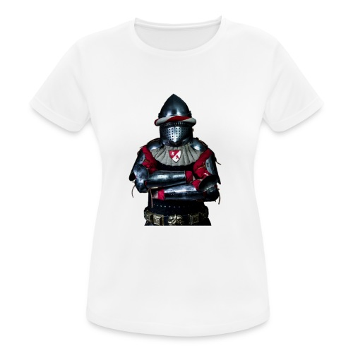 chevalier.png - T-shirt respirant Femme