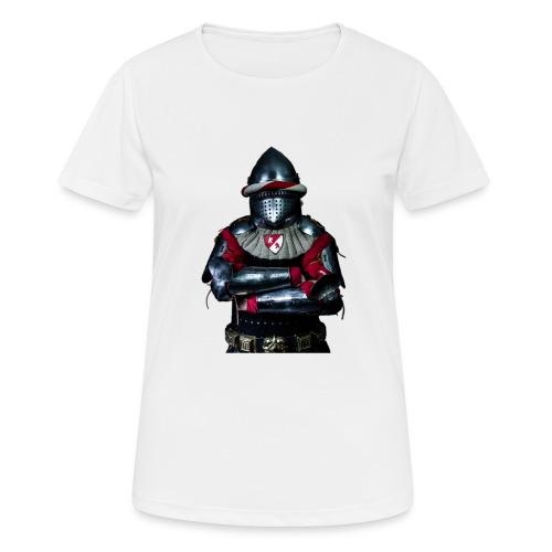 chevalier.png - T-shirt respirant Femme