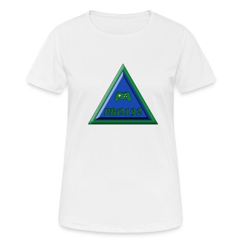Progamer192 Illuminati t-shirt ( teenager ) - Vrouwen T-shirt ademend actief