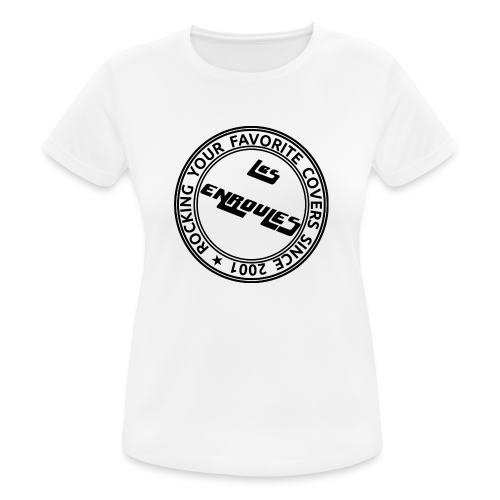 Badge - T-shirt respirant Femme