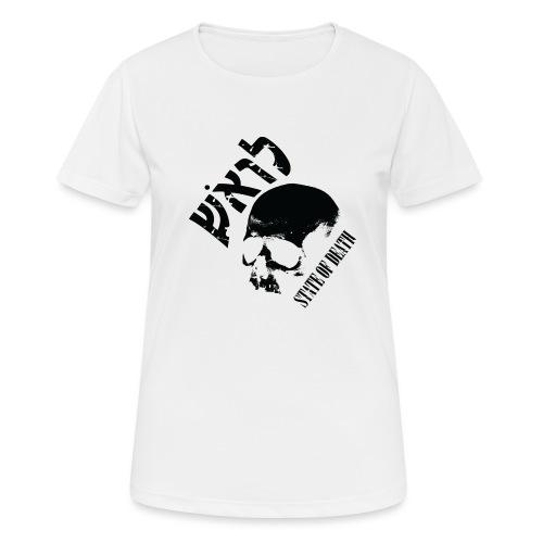 maveth - Koszulka damska oddychająca