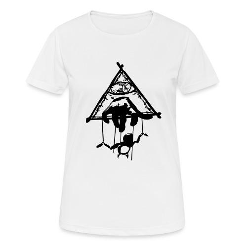 Killuminati Symbol - Frauen T-Shirt atmungsaktiv