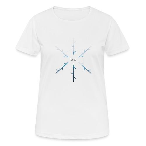 SNOW - Maglietta da donna traspirante