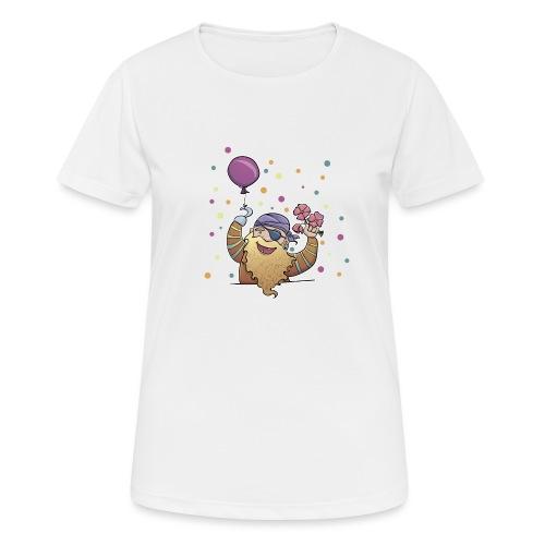 Partypirat - Frauen T-Shirt atmungsaktiv