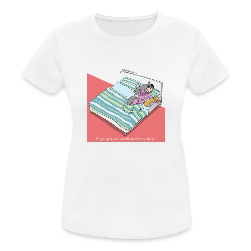 pajama party - Women's Breathable T-Shirt
