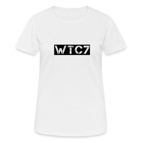WTC7 - Frauen T-Shirt atmungsaktiv