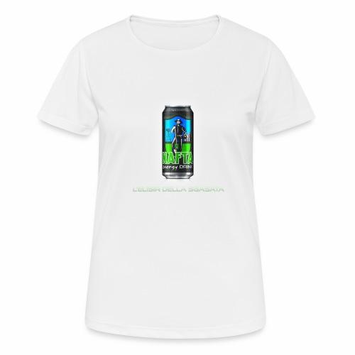 Nafta Energy Drink - Maglietta da donna traspirante