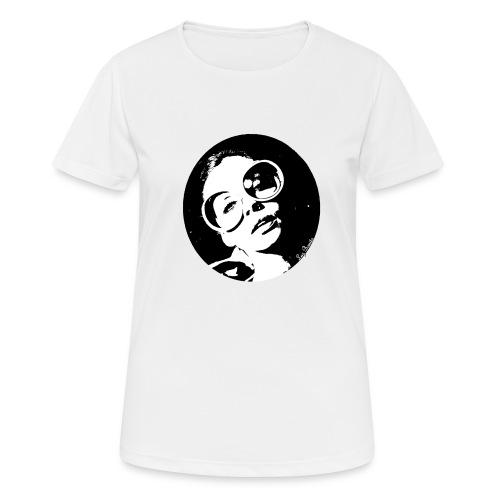 Vintage brasilian woman - T-shirt respirant Femme