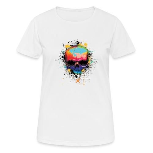 TroubleZone - Frauen T-Shirt atmungsaktiv