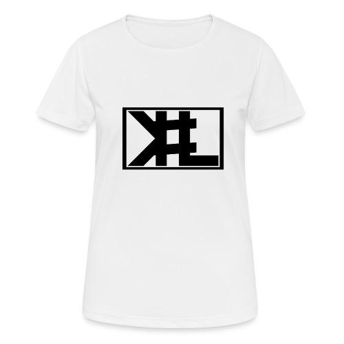 kllogga2 png - Andningsaktiv T-shirt dam