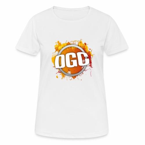 Merchlogo mega png - Vrouwen T-shirt ademend actief