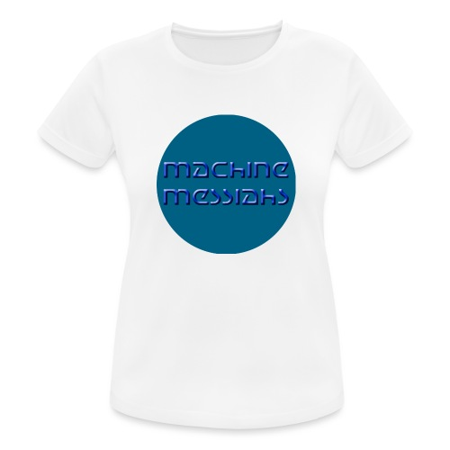 mm - button - Women's Breathable T-Shirt