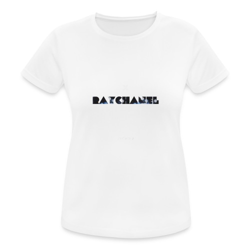 Raychanel T-Shirt Vrouwen - vrouwen T-shirt ademend