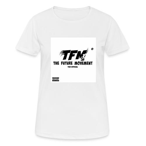 The Future Movement - Vrouwen T-shirt ademend actief