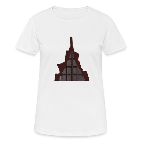 Vraiment, tablette de chocolat ! - T-shirt respirant Femme