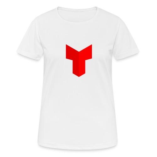 redcross-png - Vrouwen T-shirt ademend actief